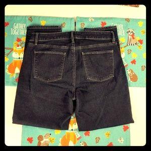 Talbots Women's Sz 10p Slim Ankle Curvy Jeans